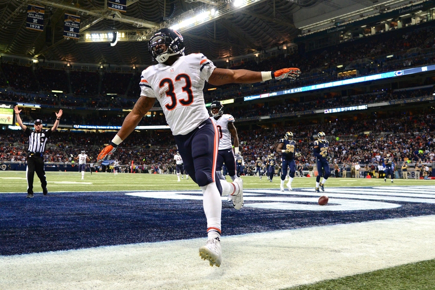 Chicago Bears 2016 Position Preview: Running Back