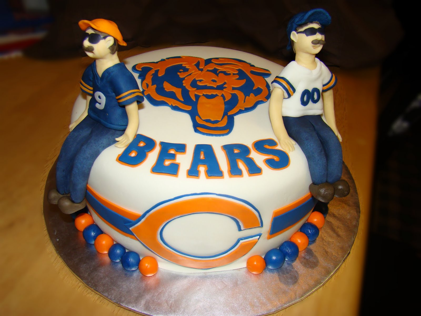 Birthday Cake Ideas For Father And Son