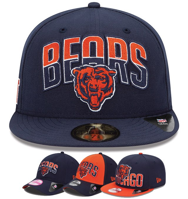93df3c578 New Era has offered us a sneak peek at their 2013 NFL Draft hats ...