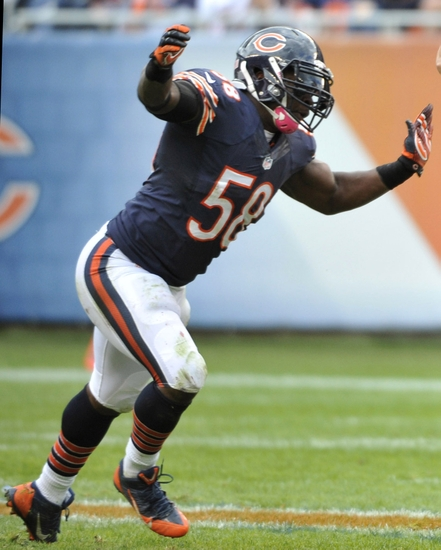 buy online 39df2 71e88 D.J. Williams Days Until Chicago Bears Season Opener