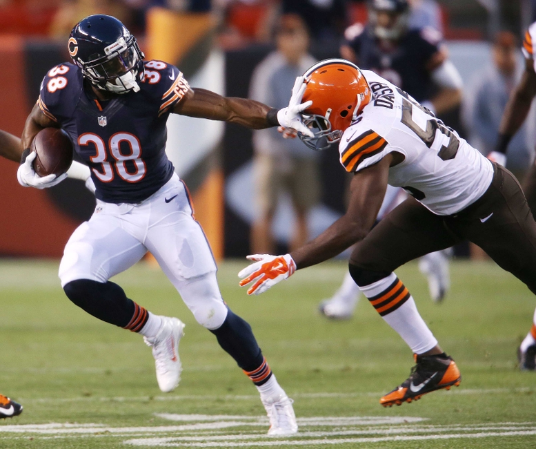 Chicago Bears Roster: Chicago Bears Projected Final Roster