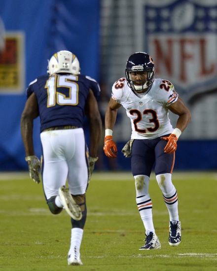 San Diego Chargers Cornerbacks: Vic Fangio Working Magic With Chicago Bears Defense