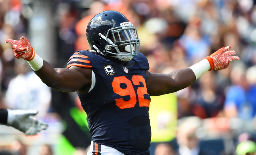 Examining the Chicago Bears Training Camp Linebackers 9ddbff7e3