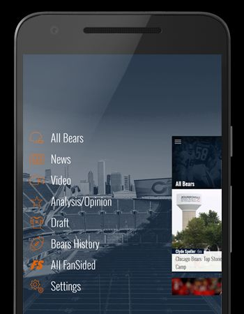 Chicago Bears: Bear Goggles On Launches App For iOS and Android