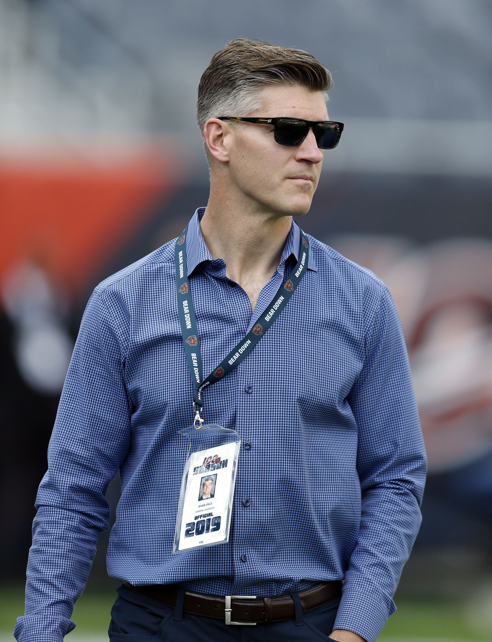 Chicago Bears: Giving Ryan Pace credit where due