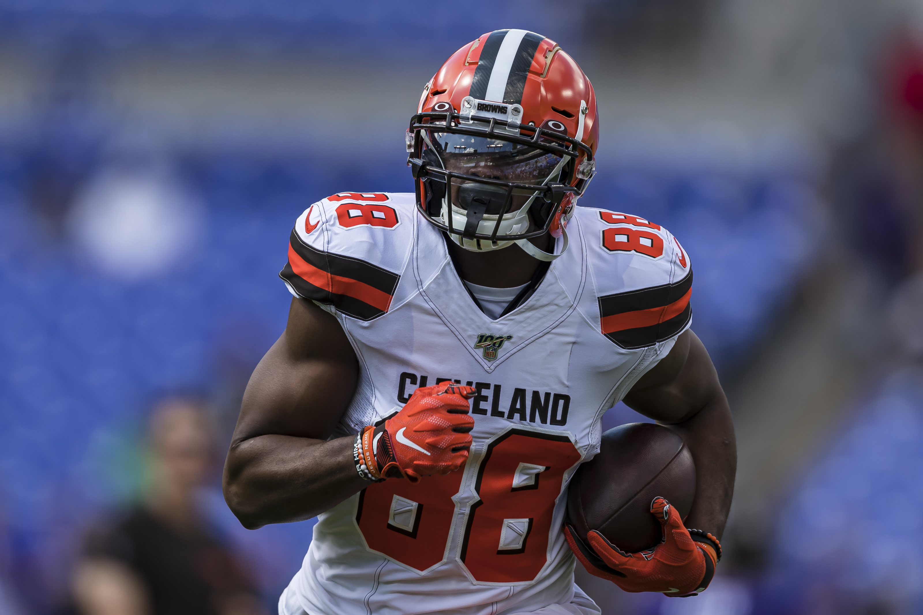 Chicago Bears: 5 things to know about Demetrius Harris