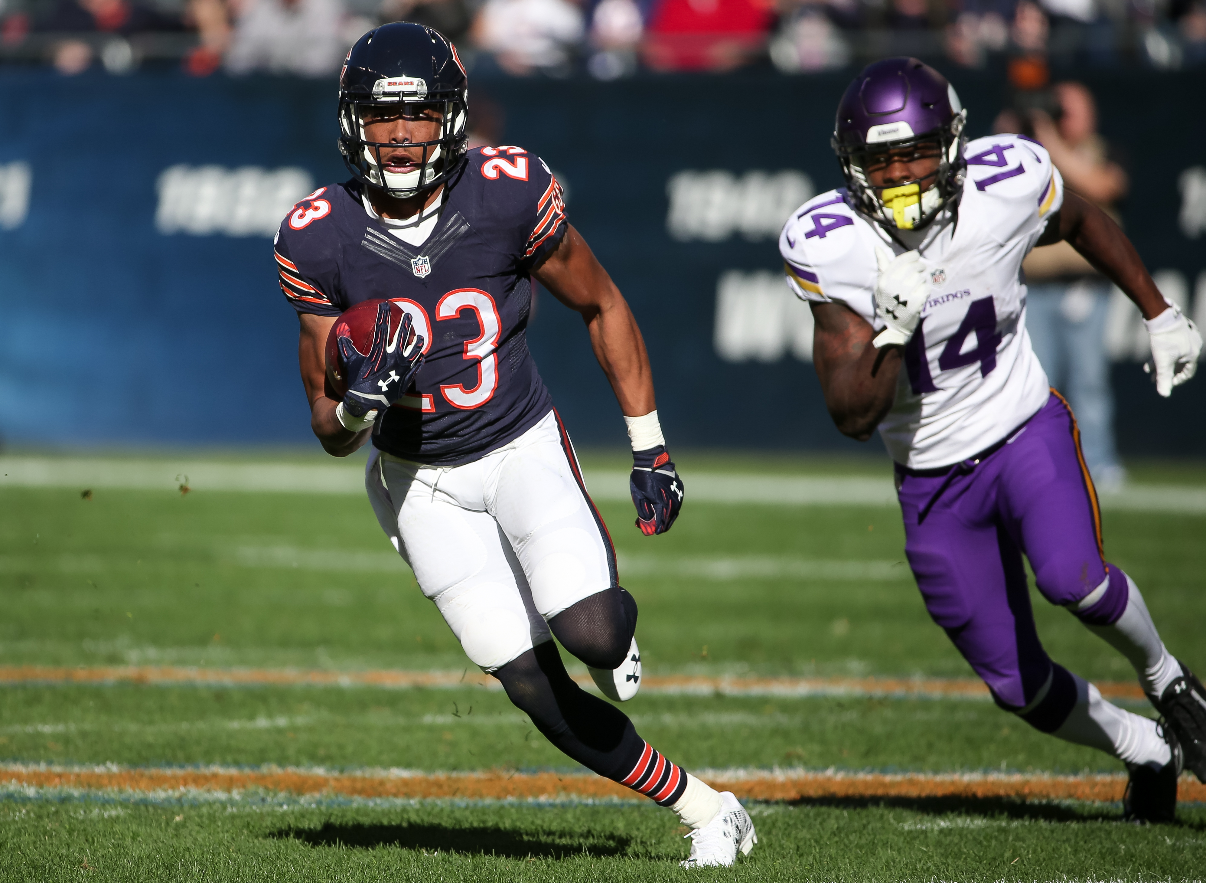Will Kyle Fuller wind up on the trade block?