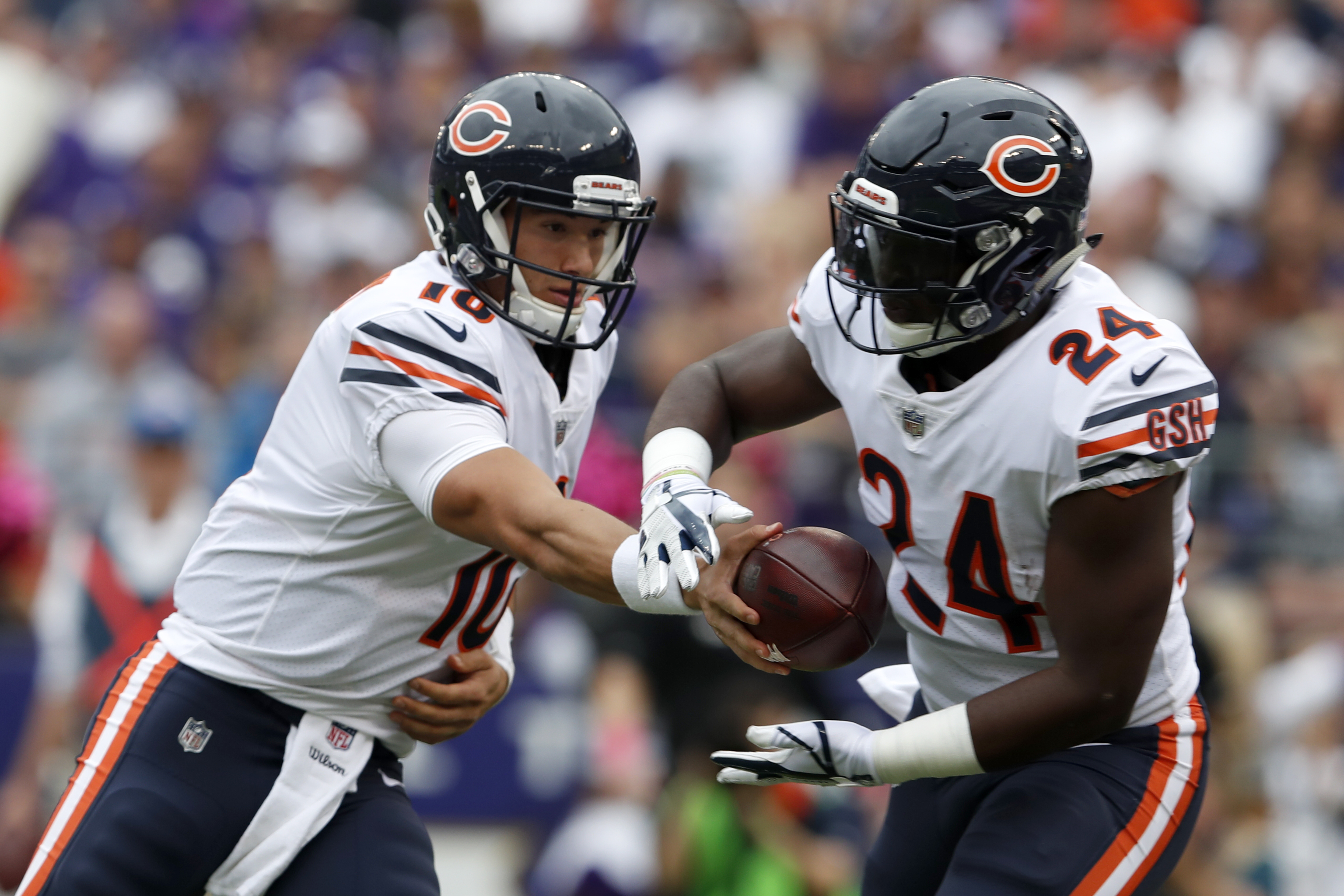 Game Recap: Bears defense dominant in win over Panthers