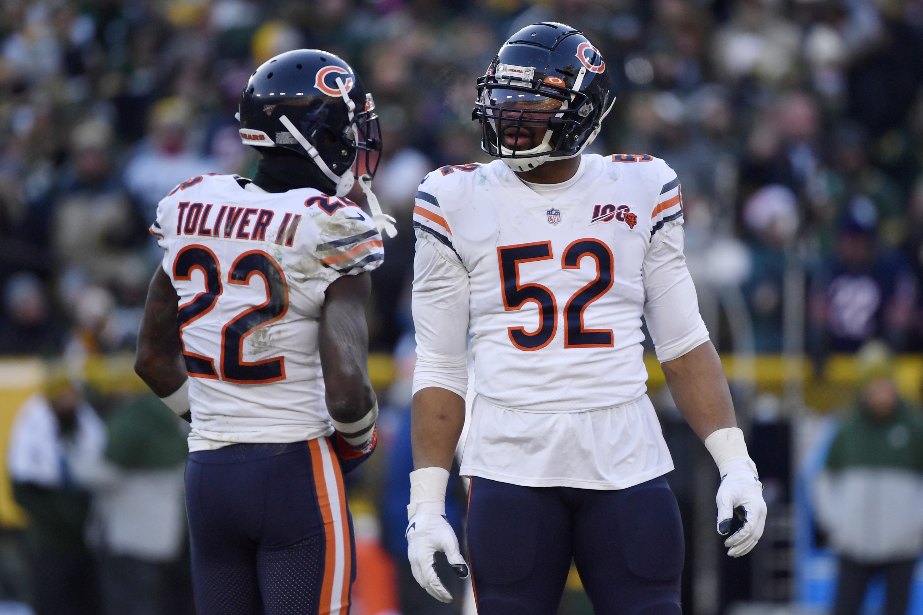 Chicago Bears Pass Rush Review: Khalil Mack dominates in easy matchup