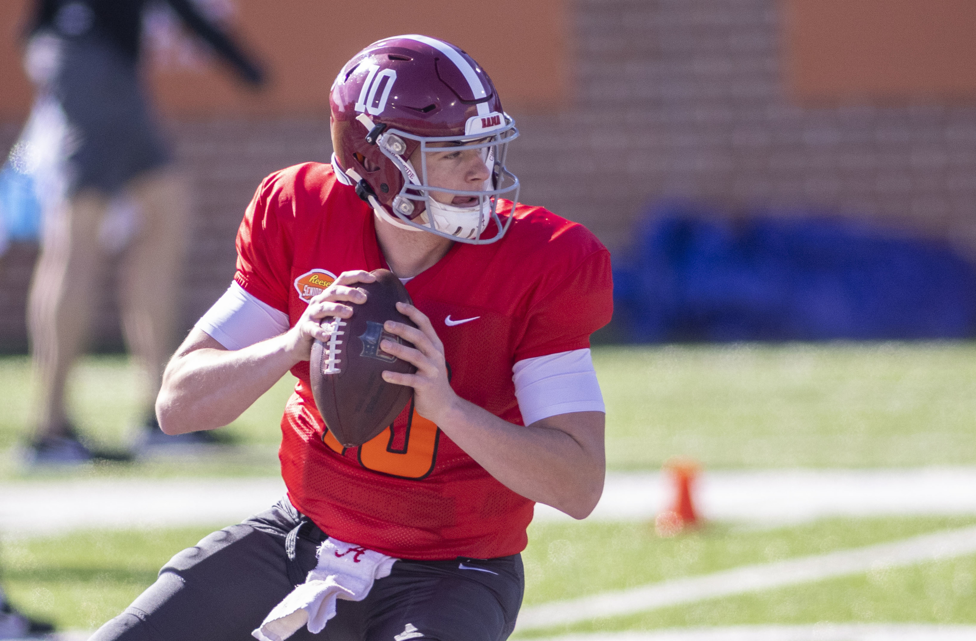 5 reasons Chicago Bears will trade up for QB in 2021 NFL Draft